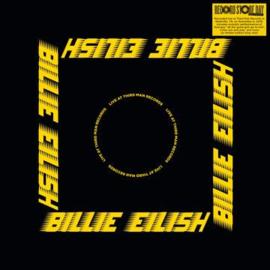 Billie Eilish Live At Third Man Records LP - Opaque Blue Vinyl-