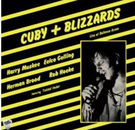 Cuby & The Blizzards Live At Bellevue Assen 2LP