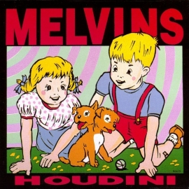 Melvins Houdini LP