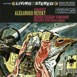 Prokofiev Alexander Nevsky 200g LP