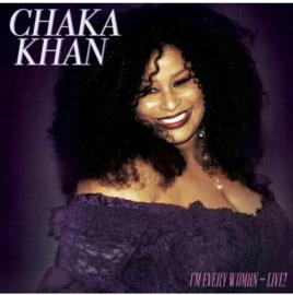 Chaka Khan I'm Every Woman - Live! LP -Coloured Vinyl-
