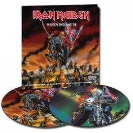 Iron Maiden - Maiden England `88 2LP