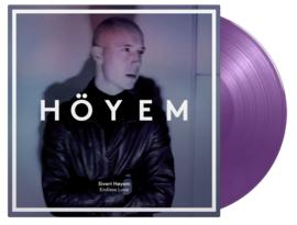 Sivert Hoyem Endless Love LP - Purple Vinyl-