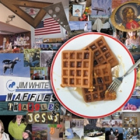 Jim White Waffles, Triangles & Jesus 2LP