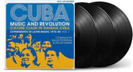 Cuba: Music and Revolution: Culture Clash In Havana: Experiments In Latin Music 1975-85 Vol. 1 3LP