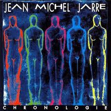 Jean Michel Jarre Chronoligy LP