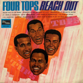 The Four Tops Reach Out LP