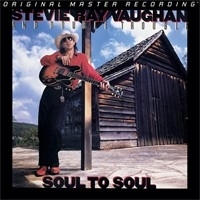 Stevie Ray Vaughan - Soul To Soul SACD