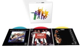 Abba Abba The Album - The Singles Ltd.
