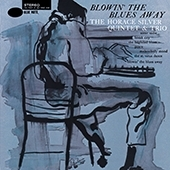 Horace Silver Blowin The Blues Away LP -  Blue Note 75 Years-