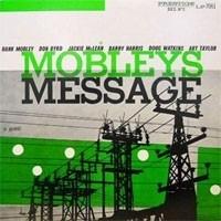 Hank Mobley - Mobley Message HQ LP