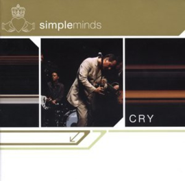 Simple Minds Cry LP  -Coloured Vinyl-