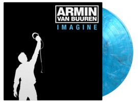 Armin Van Buuren Imagine 2LP - Blue Vinyl-