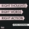 Franz Ferdinand - Rights Thoughts LP
