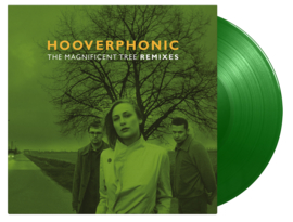 Hooverphonic The Magnificent Tree Remixes LP - Coloured Vinyl -