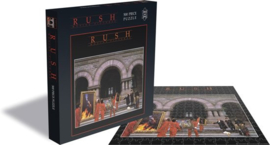 Rush Moving Pictures Puzzel