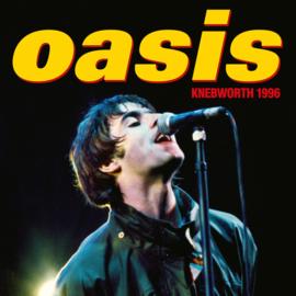 Oasis Knebworth 2CD + DVD