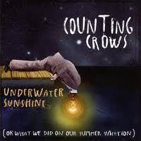 Counting Crows Underwater Sunshine 2LP - White Vinyl-