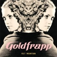 Goldfrapp - Felt Mountain LP - White Vinyl-