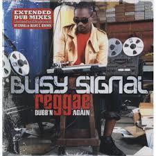 Busy Signal Reggae Music Signal Again LP