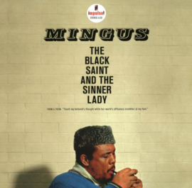 Charles Mingus The Black Saint And The Sinner Lady (Verve Acoustic Sounds Series) 180g LP