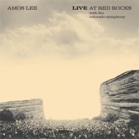Amos Lee Live at Red Rocks  45rpm 2LP