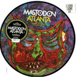 Mastodon Atlanta LP - Picturen Disc-