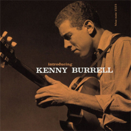 Kenny Burrell Introducing Kenny Burrell 180g LP