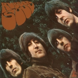 The Beatles - Rubber Soul LP -Mono-