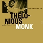 Thelonius Monk - Genius Of Modern Music Vol. 1 LP - Blue Note 75 Years -