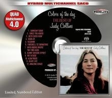 Judy Collins Colors of the Day: The Best of Judy Collins Numbered Limited Edition Hybrid Multi-Channel & Stereo SACD