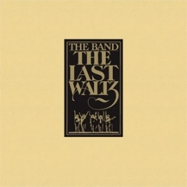 The Band -The Last Waltz 3LP