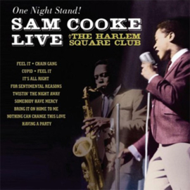Sam Cooke One Night Stand: Live At The Harlem Square Club 180g LP