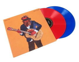 Iron & Wine Beast Epic 2LP - Red Blue Vinyl-