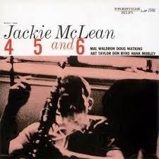 Jackie McLean - 4, 5 And 6 HQ LP