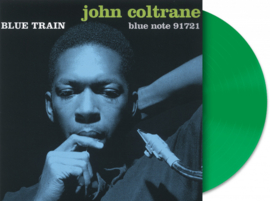 John Coltrane Blue Train LP Green Vinyl-