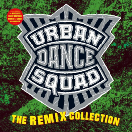 Urban Dance Squad Remix Collection 2LP - Coloured Vinyl-