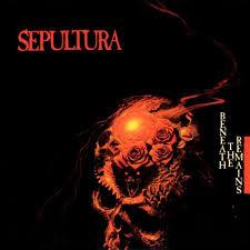 Sepultura Beneath The Remains LP