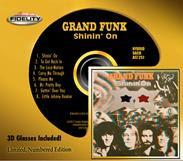 "Grand Funk Railroad Shinin' On"" SACD"