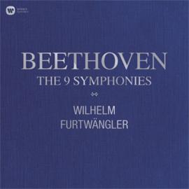 Beethoven The 9 Symphonies (Wilhelm Furtwangler) 10LP Box Set