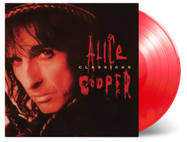 Alice Cooper Classicks 2LP Red Vinyl-