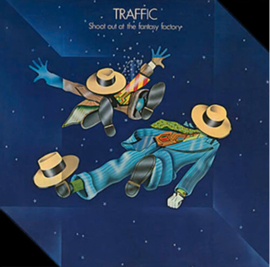 Traffic Shoot Out At The Fantasy Factory 180g LP