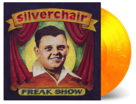Silverchair Freak Show LP - Red/Yellow Vinyl-