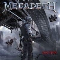 Megadeth Dystopia LP - Picture Disc-