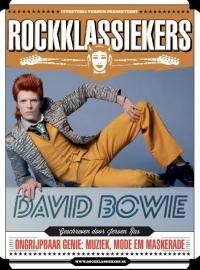 Rock Klassiekers David Bowie Boek