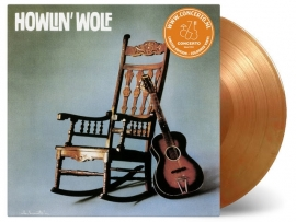 Howlin Wolf  Rockin Chair album LP -Coloured Version-