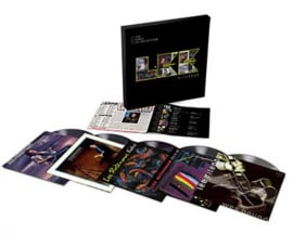 Lee Ritenour The Vinyl LP Collection Numbered, Limited Edition 180g 5LP Box Set