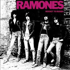Ramones - Rocket To Russia HQ LP