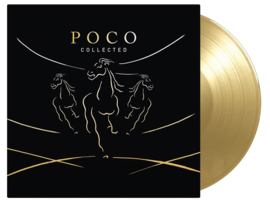 Poco Collected 2LP - Gold Vinyl-