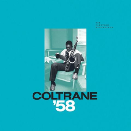 John Coltrane Coltrane '58: The Prestige Recordings 8LP